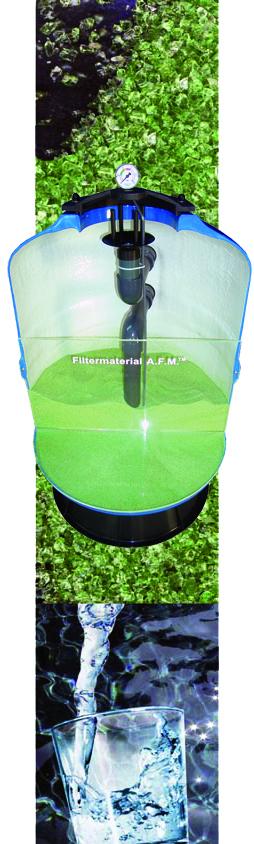 AFM - Filtermaterial