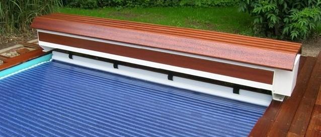 Жалюзийное покрытие Rollo Solar для бссейна от компании EURO-POOLS