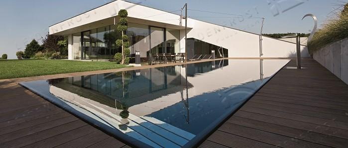 Купить бассейн Leidenfrost. Композитный бассейн LOFT 1.1. Продажа, установка, сервис - EURO-POOLS!